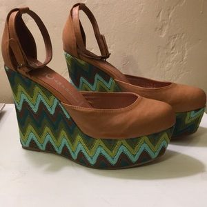 Jeffrey Campbell Bette Wedges